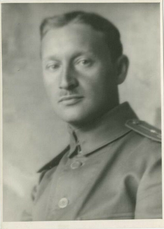 1914. Александр Гринберг