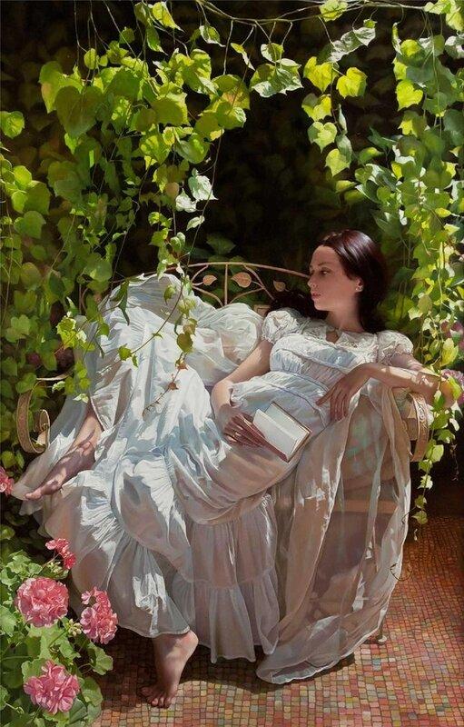 Российский художник Андрей Беличенко.