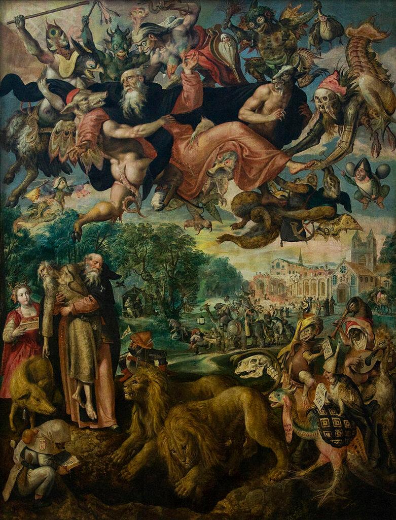 800px-Kmska_Maerten_de_Vos_(1531_of_1532_-_1603)_-_Verzoeking_van_de_heilige_Antonius_28-02-2010_14-03-13kopie.jpg
