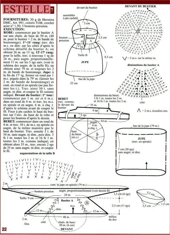 Схемка вязания