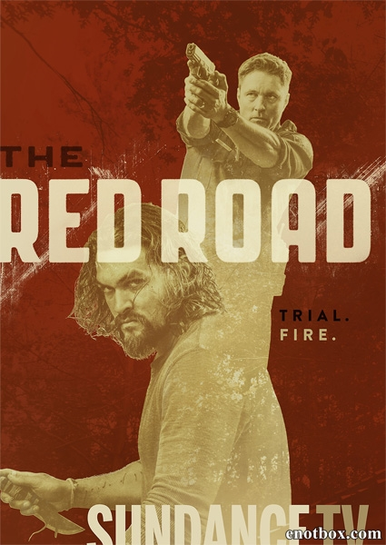 Красная дорога (2 сезон: 1-6 серии из 6) / The Red Road / 2015 / ЛД (HamsterStudio) / WEB-DLRip + WEB-DL (720p)