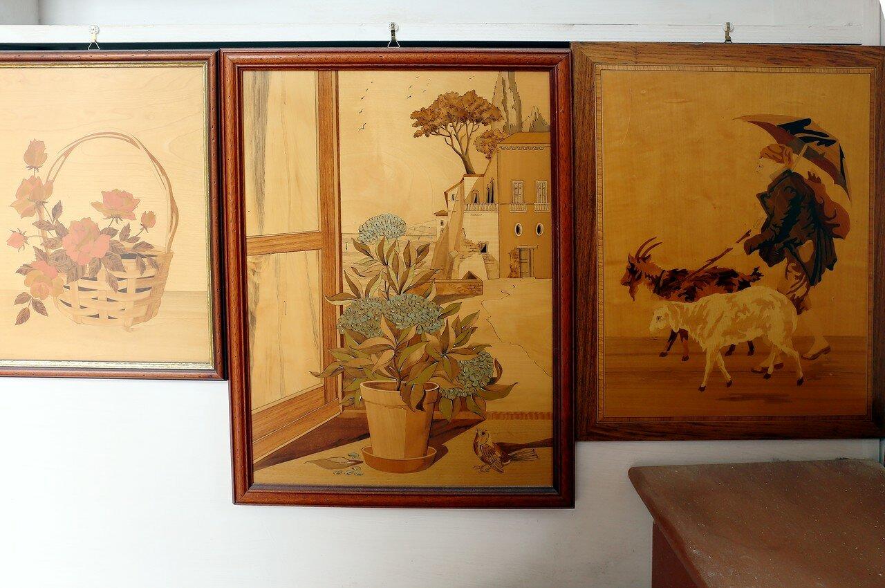 Sorrento. Museum of inlaid wood