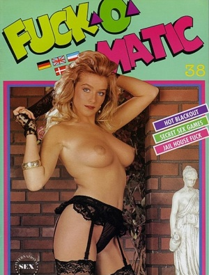 Журнал FUCK-O-MATIC #38