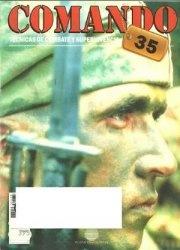 Журнал Comando. Tecnicas de combate y supervivencia 35