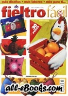 Книга Fieltro facil №5, 2005