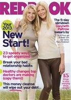 Журнал Redbook №1 (январь), 2013 / US