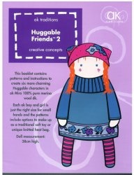 Журнал Huggable Friends 2 . Creative concepts