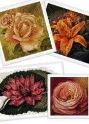 Журнал Lírios e rosas