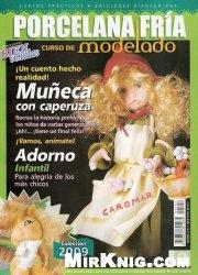 Журнал Porcelana fria. Curso de modelado №2 2009