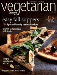 Vegetarian Times №10 2009