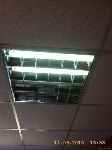 Обычное явление - не горят люминесцентные лампы