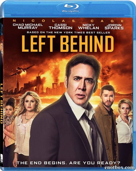 Оставленные / Left Behind (2014/BDRip/HDRip)