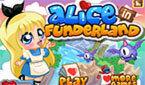Малышка Алиса в Стране Чудес