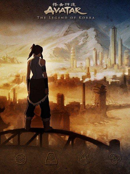Аватар: Легенда о Корре / The Last Airbender: The Legend of Korra (1 сезон/2012/WEB-DLRip)