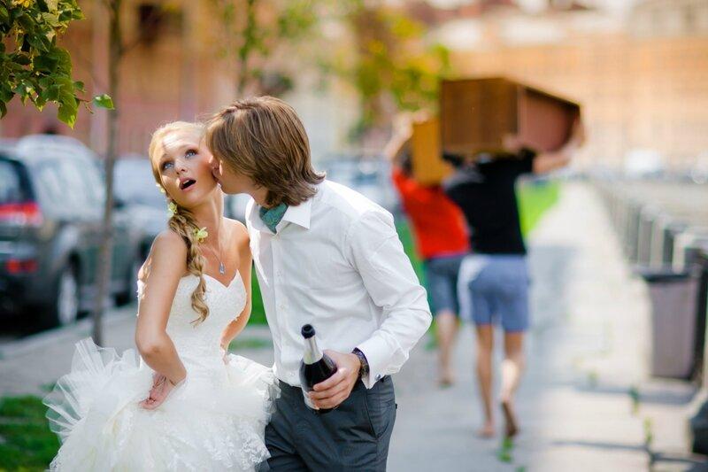 Хэппенинг - организация свадеб