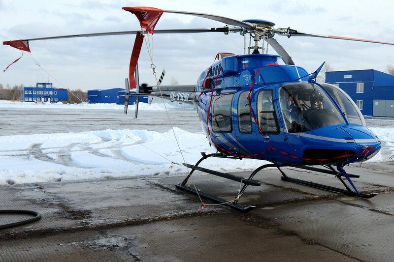 Bell 407 RA-01890