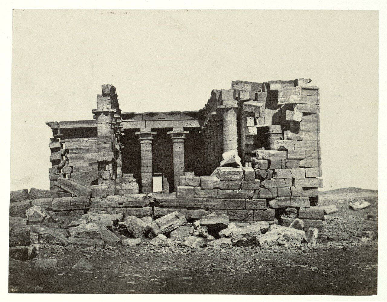Храм Махаракка,1849