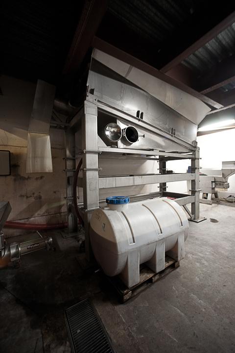 фотографии интерьеров фабрики вина. фотосъемка
