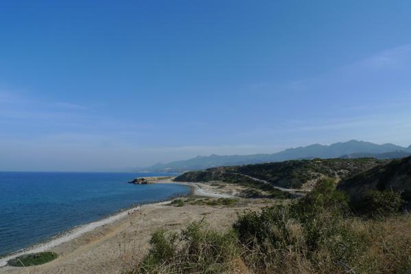 Северный Кипр зимой