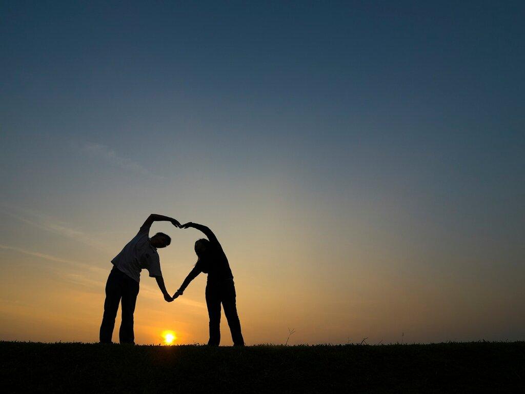 С днем Святого Валентина и Днем всех влюбленных!