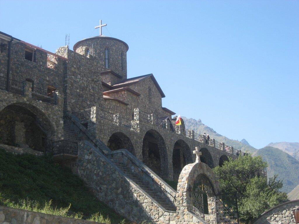 Красивые кавказские фото - Реки, Лучшие фото, Крепость, Горы, 20 кадров - ossetia, russia, kmv, kavkaz