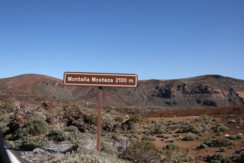 Национальный парк Тейде, Тенерифе