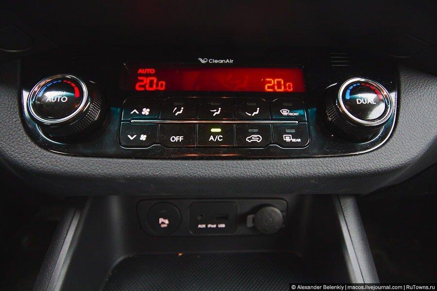 Тест-драйв Kia Sportage III
