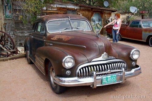 музей, ретроавтомобили, сша, невада, аризона, калифорния, дорога 66, route 66, старинные автомобили