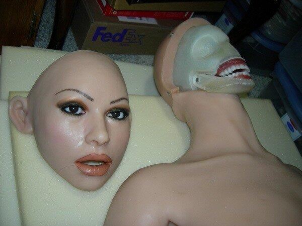 Максимально реалистичные секс-куклы (38 фото)