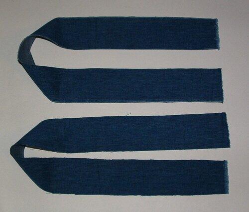 Как сшить сумку из старых джинсов http://plushkin.info/jeans-bag.php.