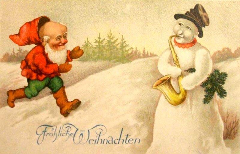 Все открытки на немецком