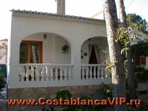 вилла в Marxuquera, вилла Роза и Мимоза, недвижимость в Испании, вилла в Испании, коста бланка, costablancavip