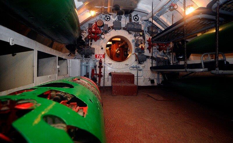 билеты музей подводная лодка