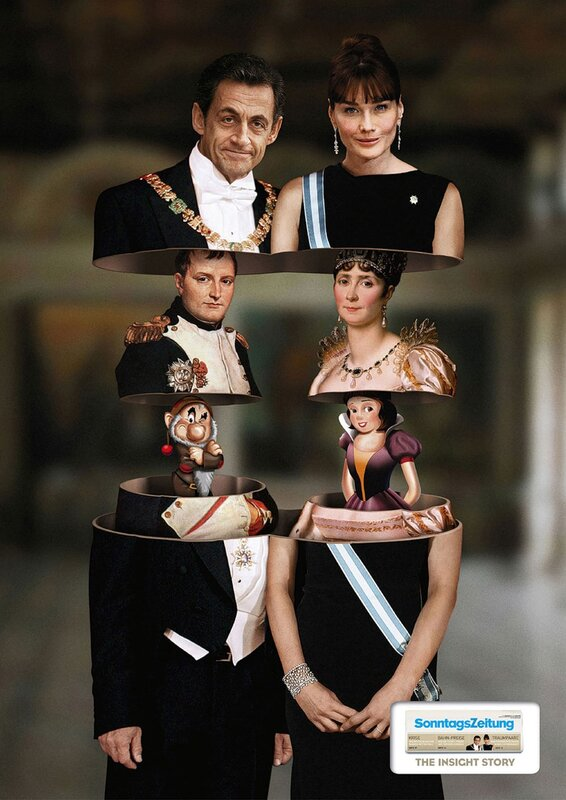 фото креативная реклама