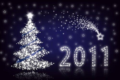 фоны новогодние 68