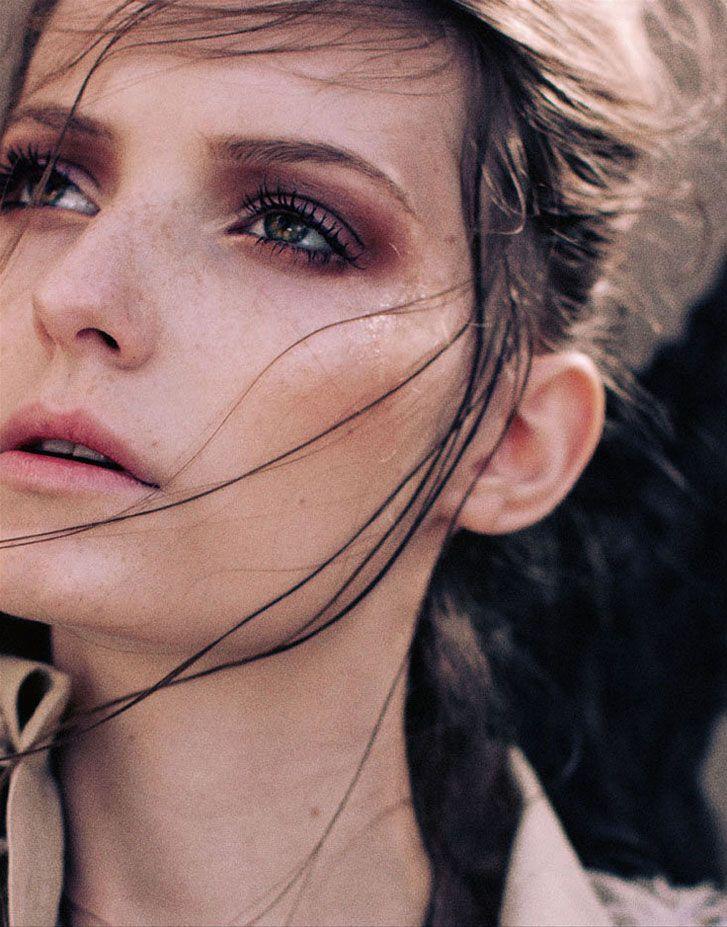 модель Наталья Шуерофф / Natalia Shueroff, фотограф Gustavo Marx