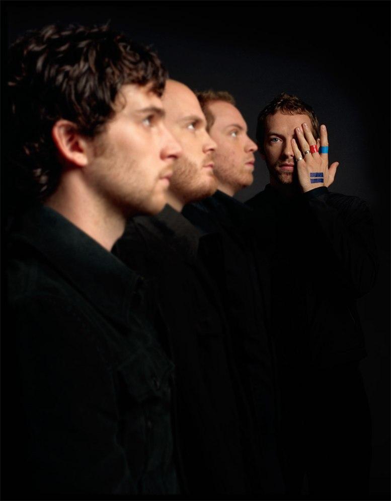 Фотограф Джейсон Белл / photo by Jason Bell - Coldplay
