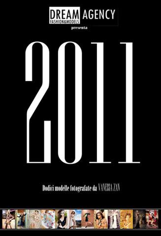 Календарь модельного агентства Dream Agency Calendar 2011