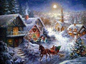Широкое празднование Рождества Христова пройдет во многих городах и поселках Приморского края 7 января