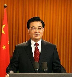 Председатель КНР Ху Цзиньтао рассказал о достижениях Китая