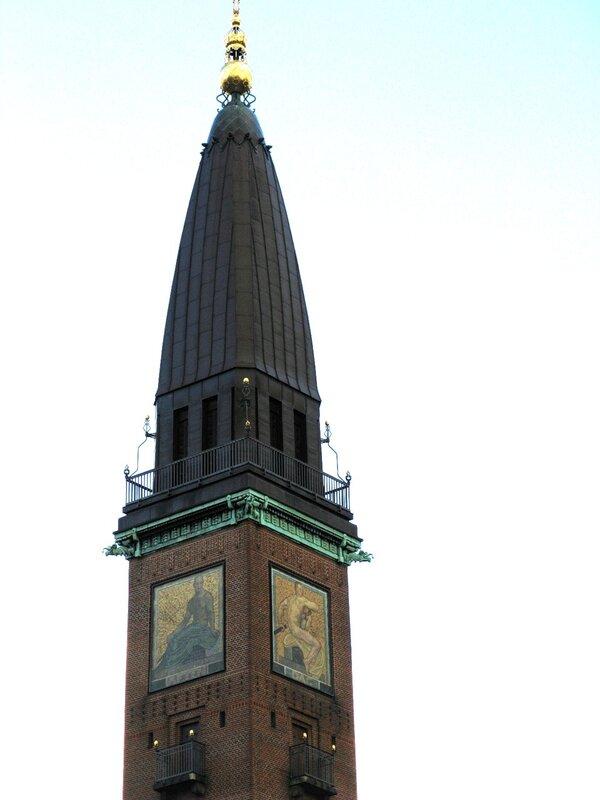 Ратушная площадь (Rådhuspladsen), Копенгаген