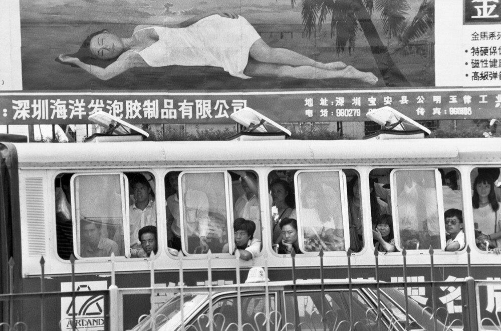 Master of Photography Marc Riboud.China