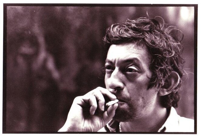 by tony frank serge gainsbourg