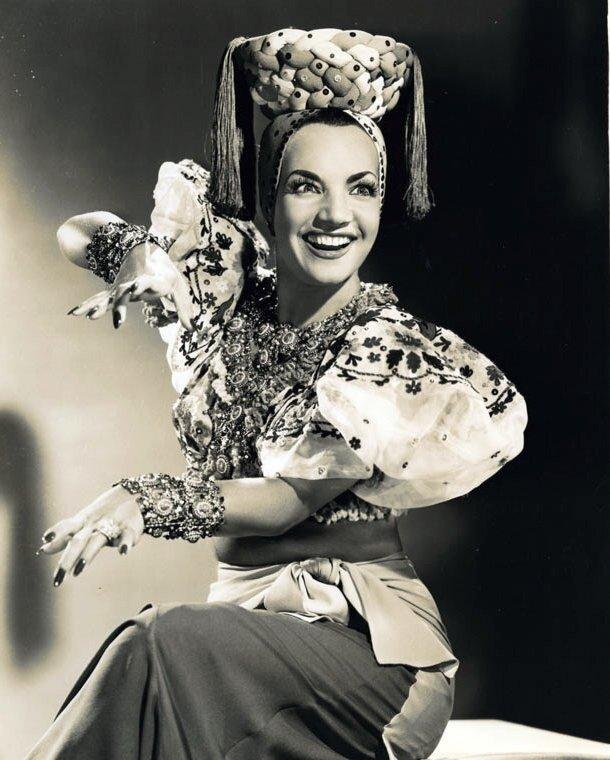 Carmen Miranda,