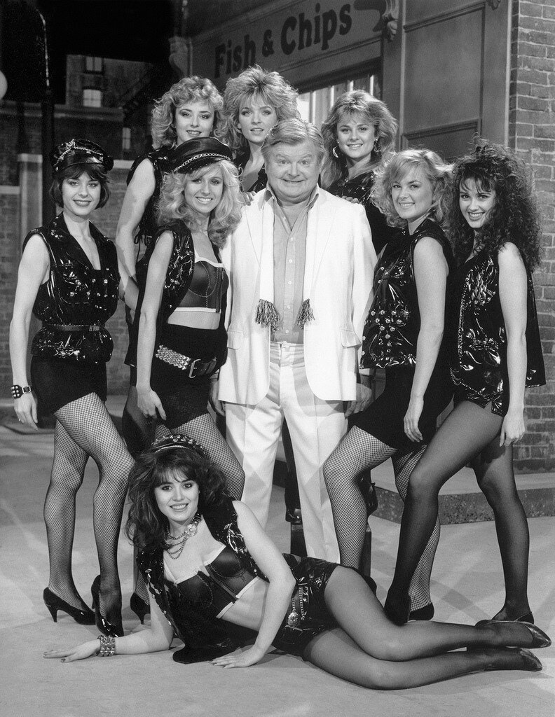 Benny Hill 80s