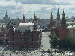 Москва.Вид на Красную площадь