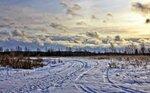 Медово. Январь 2012