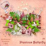 429  Драгоценная бабочка