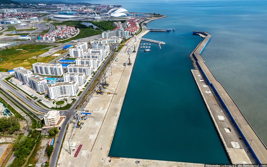 прибрежный квартал имеретинский фото