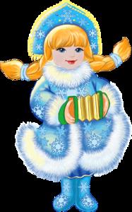 снегурочка, рождество